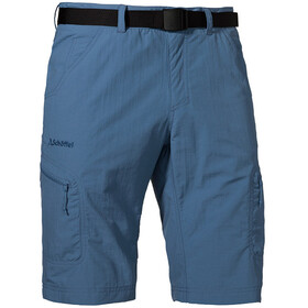 Schöffel Silvaplana2 Miehet Lyhyet housut , sininen